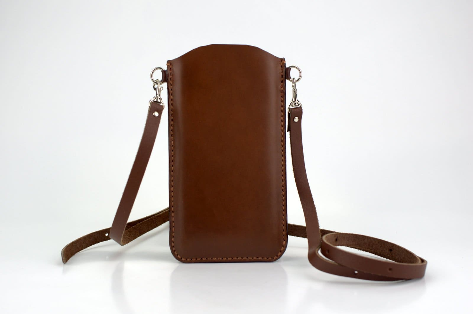 Leather Phone Case >> Iphone Xs Max Crossbody Case Leather Phone Case The Leather Sisters